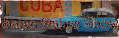 cuba dance show