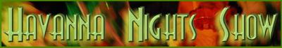 Havana nights show